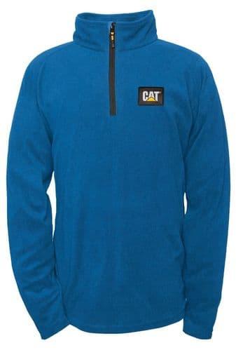 Caterpillar Concord Fleece Pullover Sweat Shirts Bright Blue